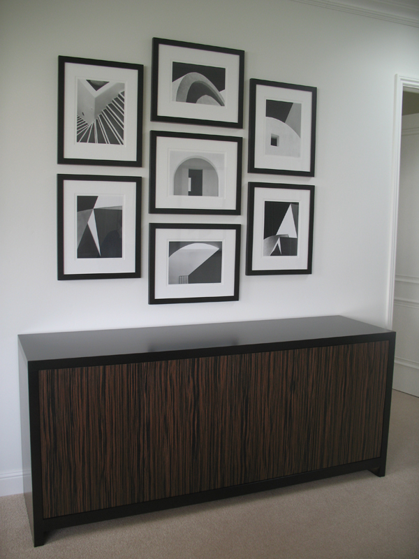 Residential Photography Installation
